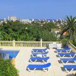 Villa Sueños – Pool View to Sea
