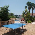 Villa Sueños – Table Tennis