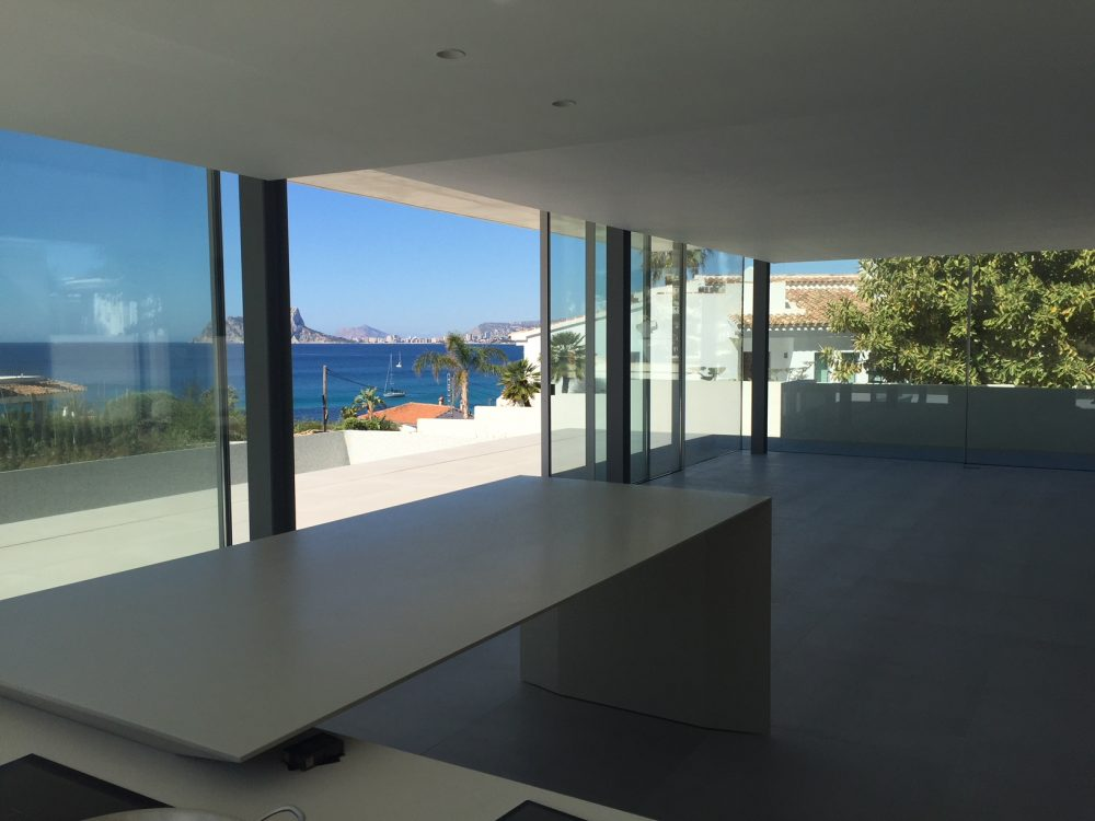 4 design villa moraira el portet for sale stairs living