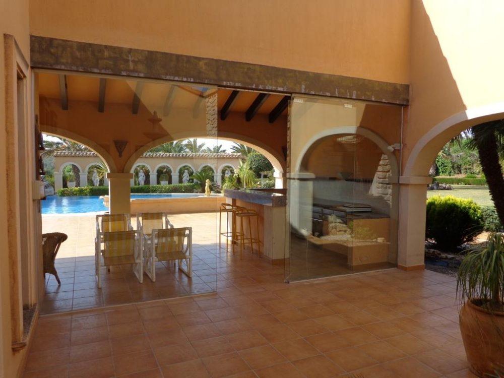5 BBQ Finca for sale in Benissa