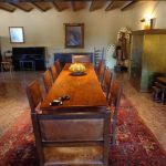 8 living dining area Finca forsale in Benissa