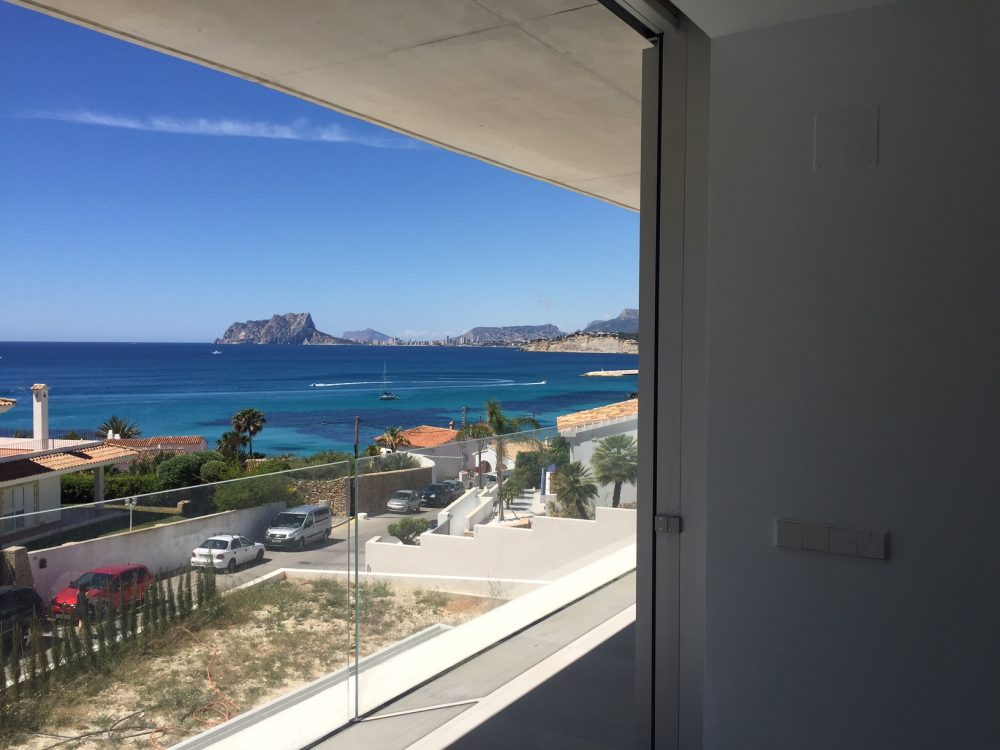 design villa moraira el portet for sale view
