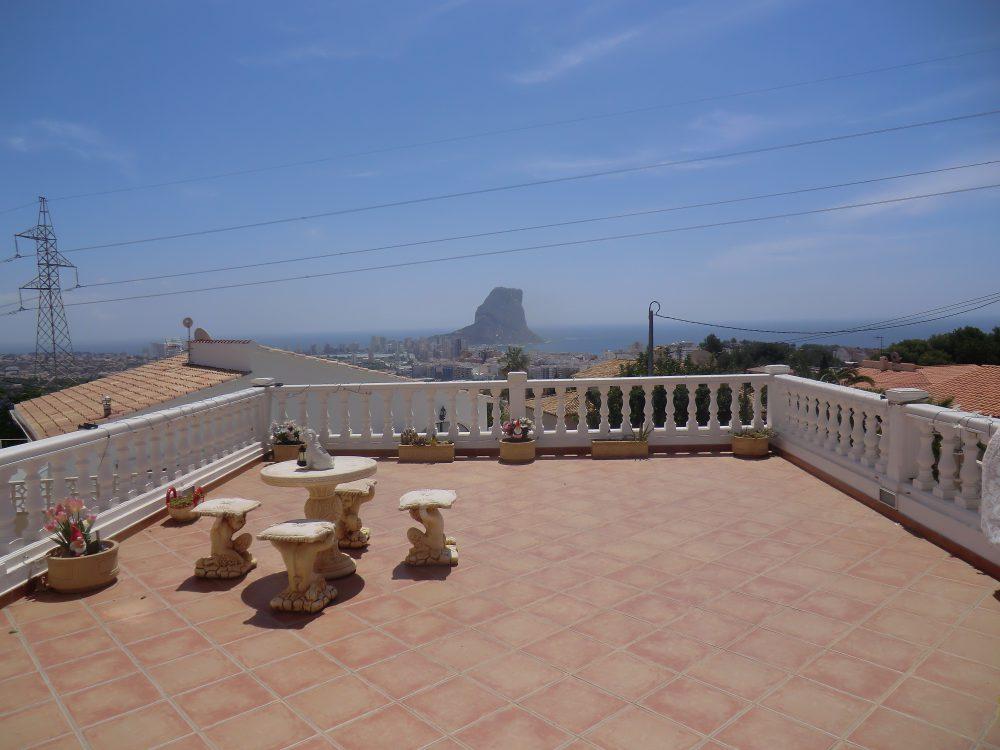 View Peñon