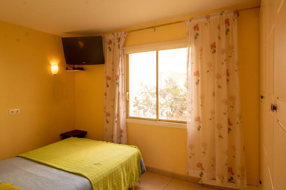 Fabiola C4, Dormitorio