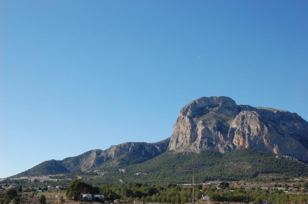 16 vista montaña