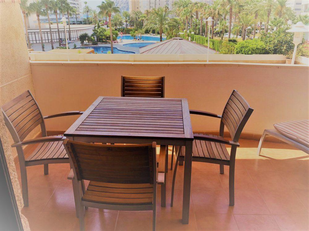 mesa terraza
