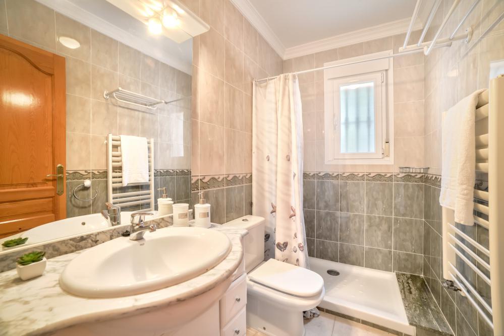 lavabo ducha