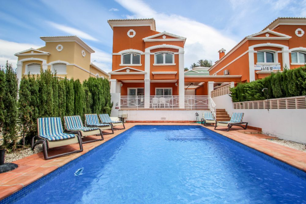 Bungalow con piscina privada, Calpe (C100103) (2)