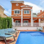 Bungalow con piscina privada, Calpe (C100103) (3)