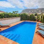 Bungalow con piscina privada, Calpe (C100103) (5)