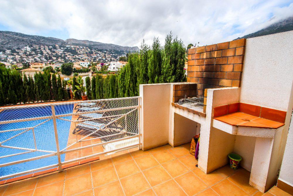 Bungalow con piscina privada, Calpe (C100103) (7)
