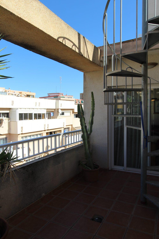 escaleras terraza