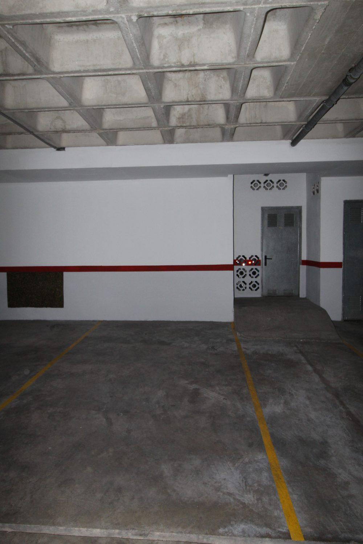 plaza parking