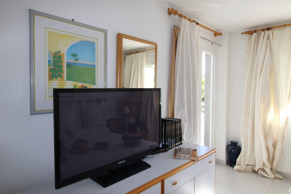 television cortinas