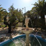 Fuente en Jardin