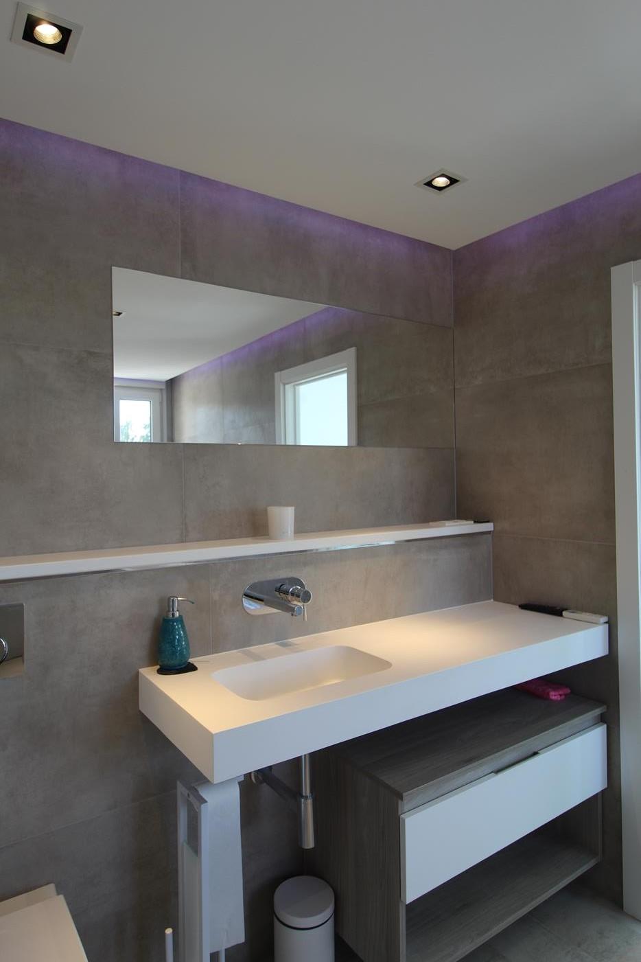 Lavabo en-suite (Copy)