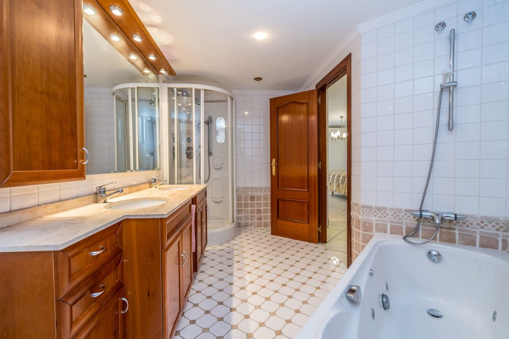 bañera ducha