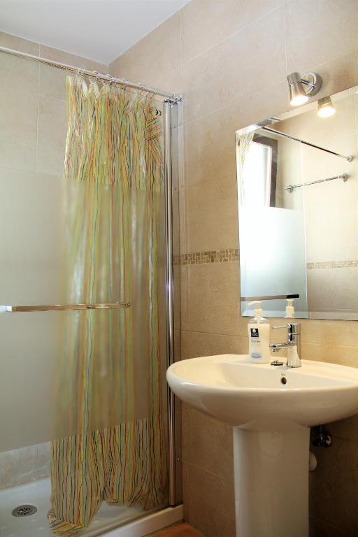 ducha cuarto de baño