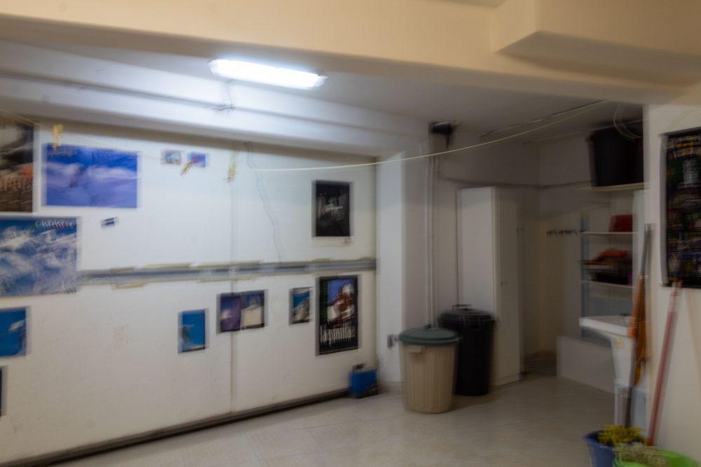 garaje sótano