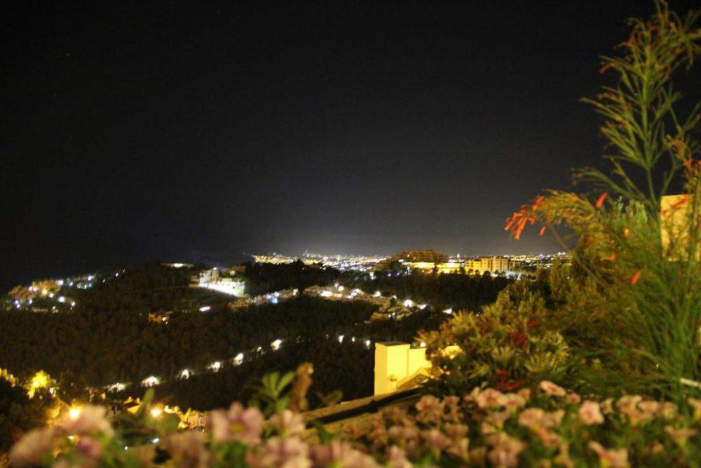vistas noche