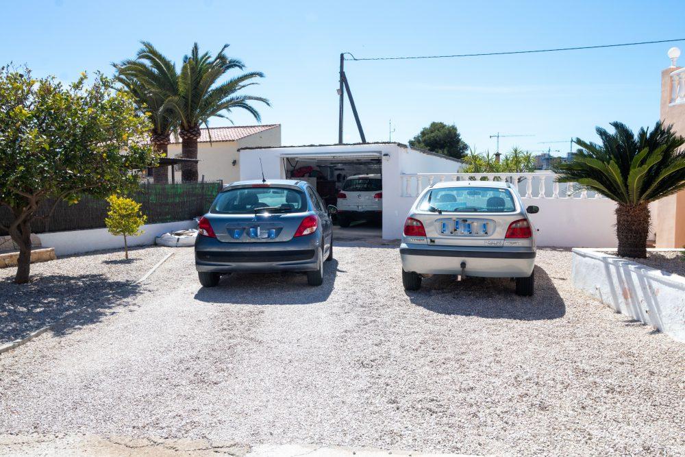 1. Ortenbach 4g Parking