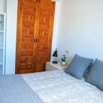 Calpe Park dormitorio azul