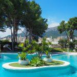 Calpe Park isla piscina