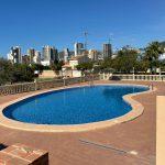 Residencial Flamingo 3 piscina condominial