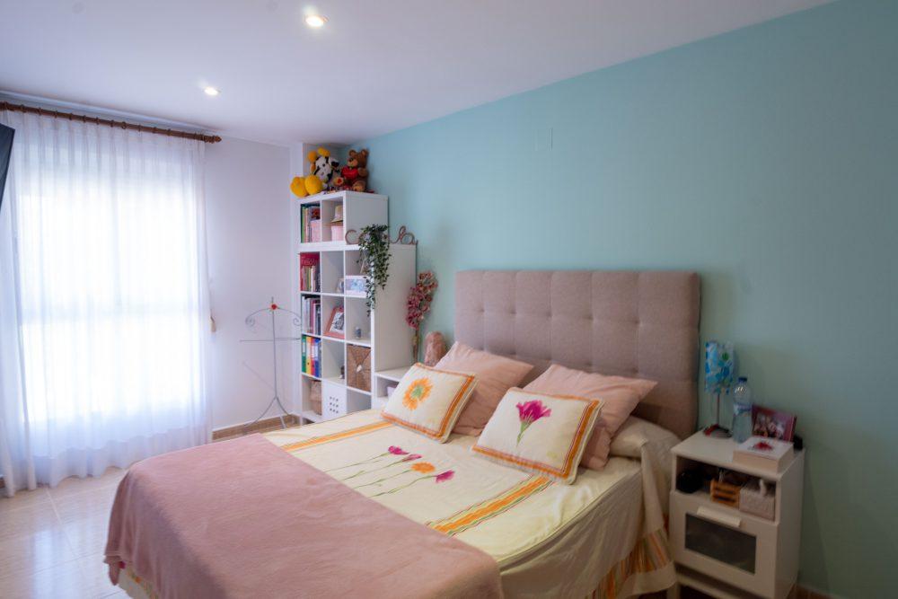 15. Ermita de Calpe, Dormitorio Chica