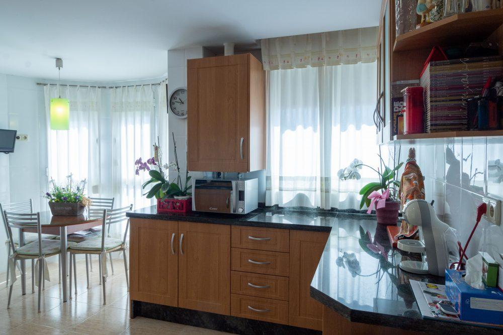 6. Ermita de Calpe, Cocina