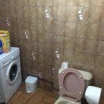 7. Cristina, baño
