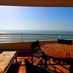 7. Playa de oro terraza hamacas