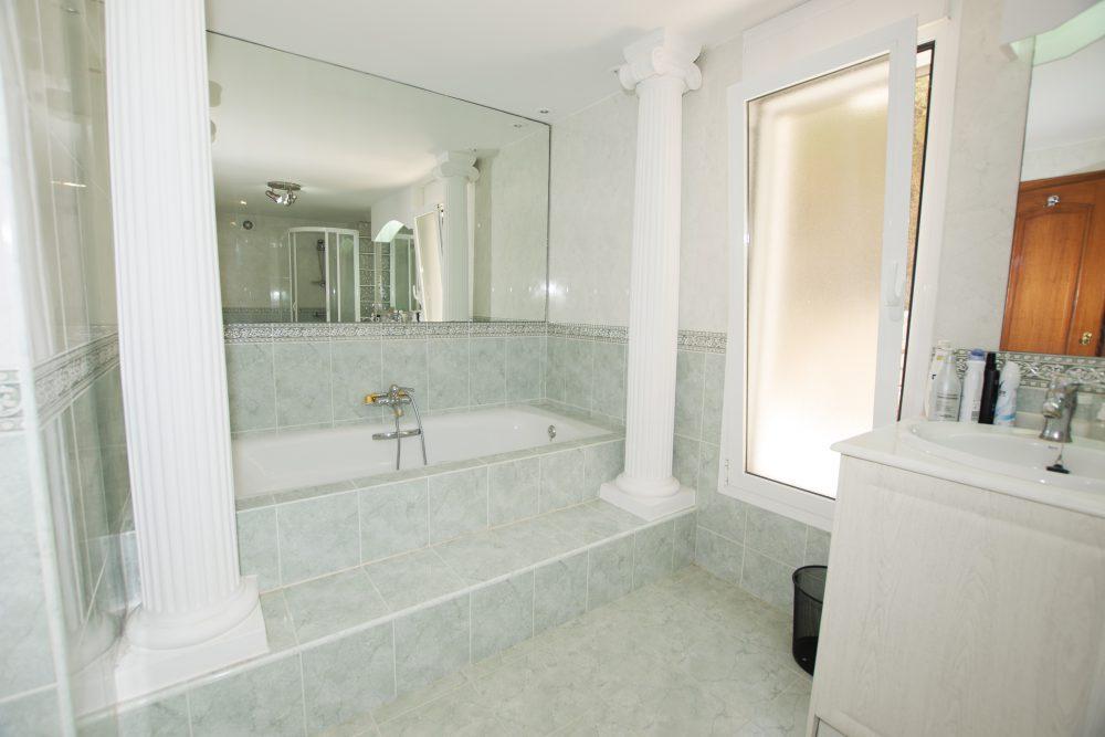 Baño Griego